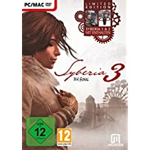 Syberia 3 - Limited Edition exkl. bei Amazon.de