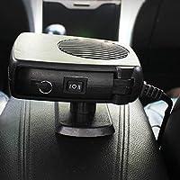 Calentador del coche Desempañador del parabrisas del coche Calentador eléctrico Viento Calentador del coche Calentador de aire caliente del coche Accesorios