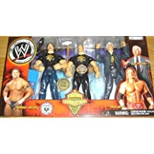 WWE Evolution Action Figures Randy Orton, Triple H , & Ric Flair by Jakks Pacific Inc 2003 by Jakks Pacific