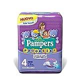 Pampers Progressi Pannolini Maxi, Taglia 4 (7-18 kg), 23 Pannolini