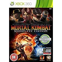 Mortal Kombat - game of the year edition [import anglais]