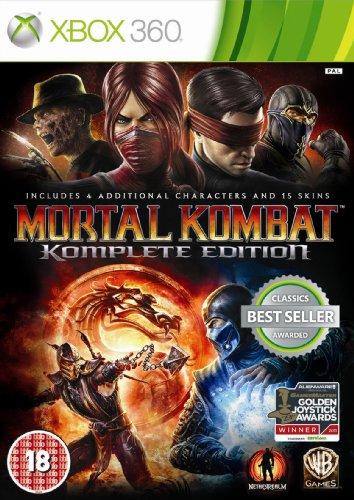Mortal Kombat - Komplete Edition - Importado