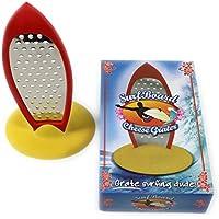 Giftsbynet Diseño de Tabla de Surf rallador de Queso en Caja