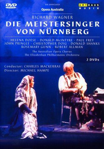 Preisvergleich Produktbild Wagner,  Richard - Die Meistersinger von Nürnberg [2 DVDs]