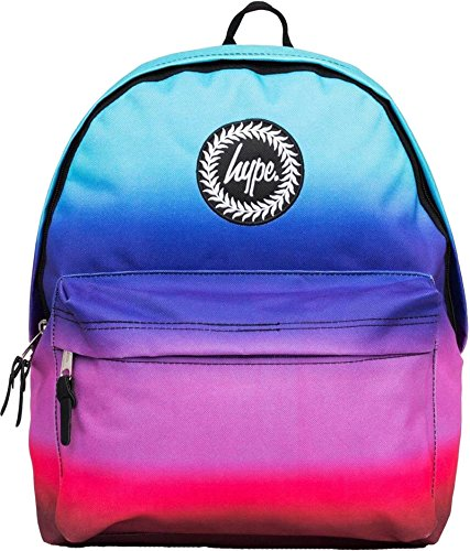 Hype Rucksack - Backpack Bag - Damen - Kinder - Verschiedene Designs Mehrfarbig