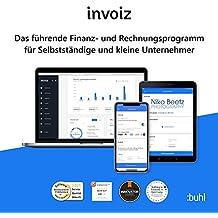 invoiz - Das Finanz- und Rechnungsprogramm für Selbstständige | bis € 17.500 Jahresumsatz | Web Browser  | Subscription (Nur Deutschland)