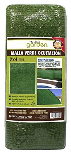 Little Garden by01090560372 – Maille, Couleur Vert