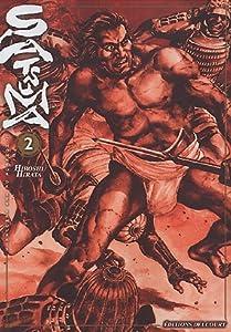Satsuma, l'honneur de ses samouraïs Edition simple Tome 2