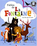 Image de Fables de La Fontaine : Sur des airs de jazz (1CD audio)
