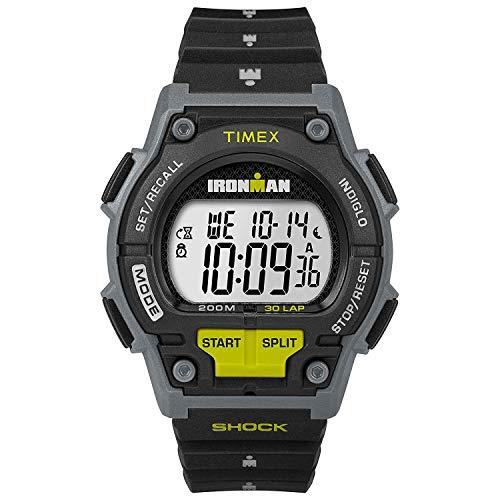 Timex TW5M13800 - Orologio da uomo con movimento al quarzo, quadrante digitale e cinturino in resina