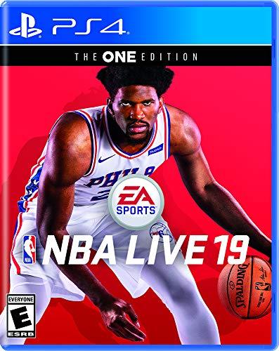 NBA Live 19 (PS4)