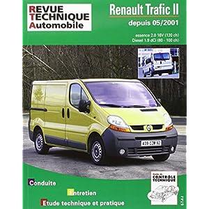 Tap N  412 Renault Trafic II Depuis 05/2001