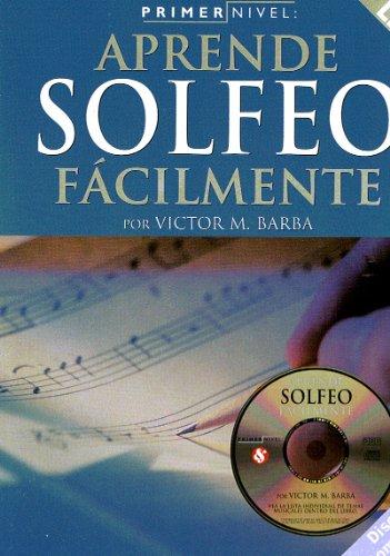 BARBA - Aprende Solfeo Facilmente 1º (Metodo) (Inc.CD)