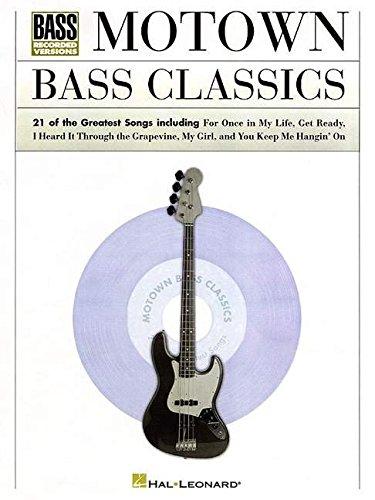 Motown Bass Classics (Pvg)