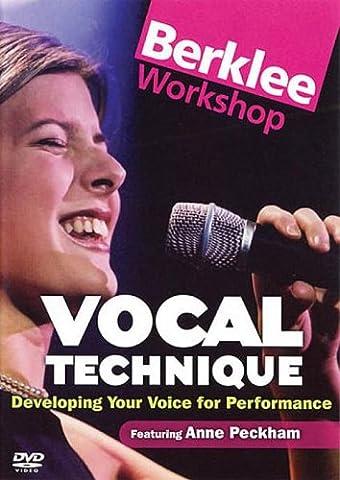 Berklee Vocal Technique [DVD]
