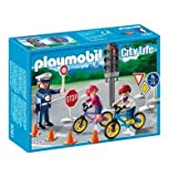 Playmobil - 5061 - City Life - Agent de police ...