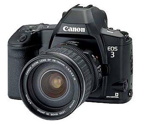 Canon EOS 3 Spiegelreflexkamera (nur Gehäuse)
