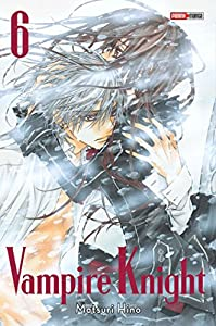 Vampire Knight Edition double Tome 6