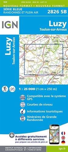 2826SB LUZY/TOULON-SUR-ARROUX