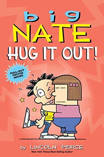 Big Nate: Hug It Out!: Volume 21
