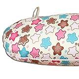 Baby Stillkissen 170 lang XL Seitenschläferkissen Lagerungskissen Sternchen groß Des 62342 - 4