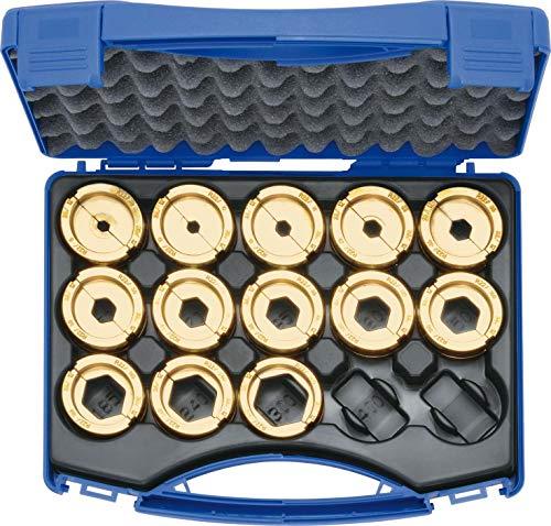 Klauke Remscheid-6-300qmm preßeinsatzset Serie R22