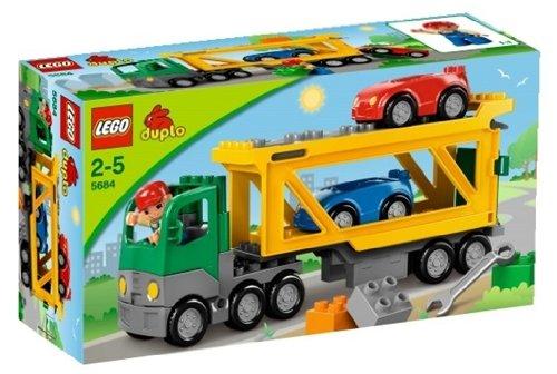 LEGO DUPLO 5684 Transporte de...