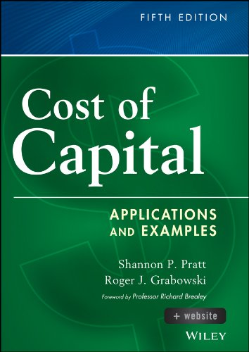 Cost of Capital: Applications and Examples (Wiley Finance) (English Edition)