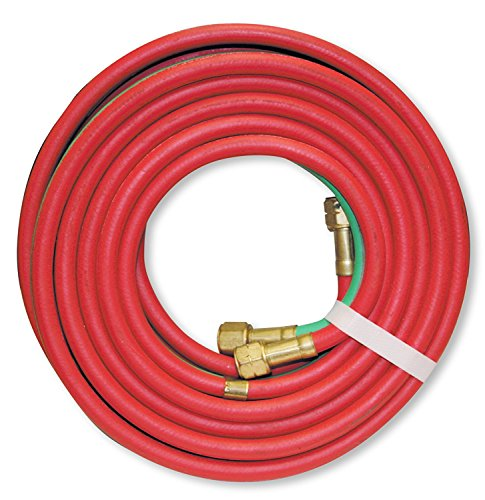 US Forge 08955 1/4-Inch by 50-Feet Oxy-Acetylene Hose