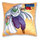 CoolChange Dragon Ball Kissenbezug 50x50cm, Motiv: Piccolo