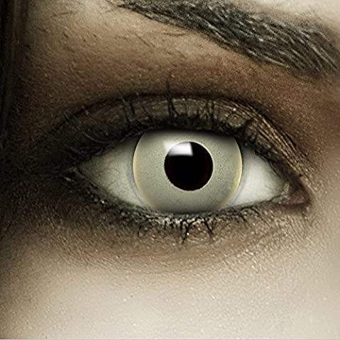 Farbige graue Kontaktlinsen