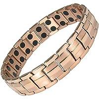 MPS Titan magnetische Armband für Männer mit Klappschließe, 2 Magnete in Jedem Link - mit Einer Kostenlosen Tool... preisvergleich bei billige-tabletten.eu
