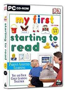 My First CD-Rom: Starting To Read