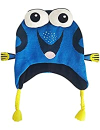 Disney Finding Dory Big Face Peruvian Knit Hat