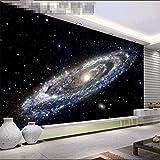 Foto Wallpaper Disk Of The Milky Way Galaxy Helle Schwarze Loch Decke Große Mural 3D Wandbilder Wallpaper Painting-350Cmx245Cm