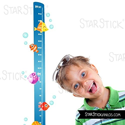 StarStick - Messgerät tropische Fische - Vinyl-messgerät -