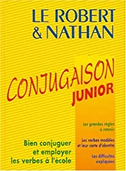 Robert et Nathan : conjugaison junior, 8-12 ans