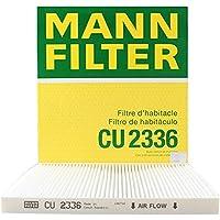 MANN CU2336 - Filtro de Cabina para Tucson Carens II Sportage II K2 Rio