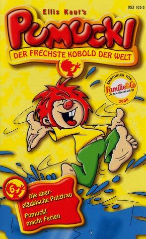 Meister Eder und sein Pumuckl 6: Die abergläubische Putzfrau / Pumuckl macht Ferien