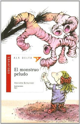 El monstruo peludo (Ala Delta - Serie roja)