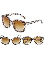 OUTEYE Gafas de Sol UV400 Goggles para Chico Chica Fans Kids