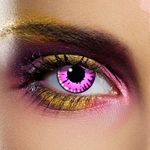 80681 ENCHANTED gefärbte Kontaktlinse Crazy Kontaktlinsen, Farbspaß, Top-Qualität.