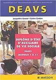 Diplôme d'Etat d'auxiliaire de vie sociale - Modules 1 à 11
