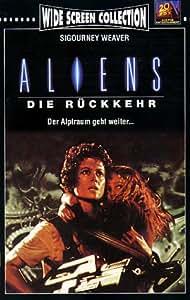 Aliens - Die Rückkehr [VHS]