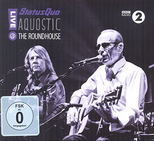 Status Quo - Aquostic! Live at the Roundhouse [Blu-ray] -