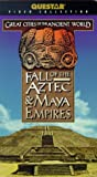 Fall of Aztec & Maya Empires [VHS] [Import USA]