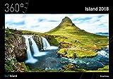 360° Island Kalender 2018