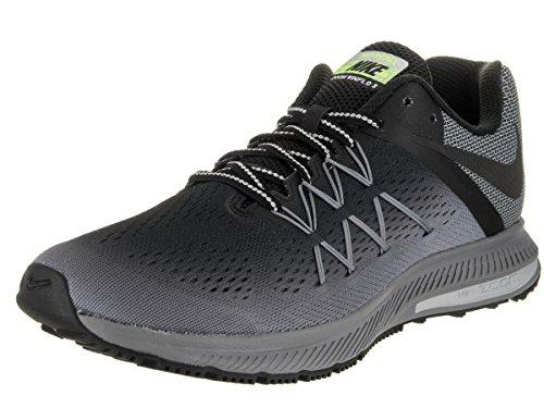 Nike Herren 852441-001 Trail Runnins Sneakers Schwarz