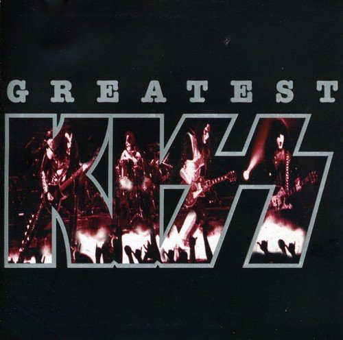 Greatest Kiss by Kiss (1996-11-11)