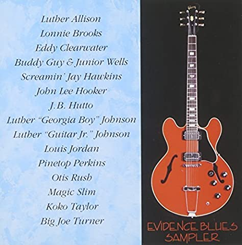Evidence Blues Sampler by Various Artists (1996-10-08)